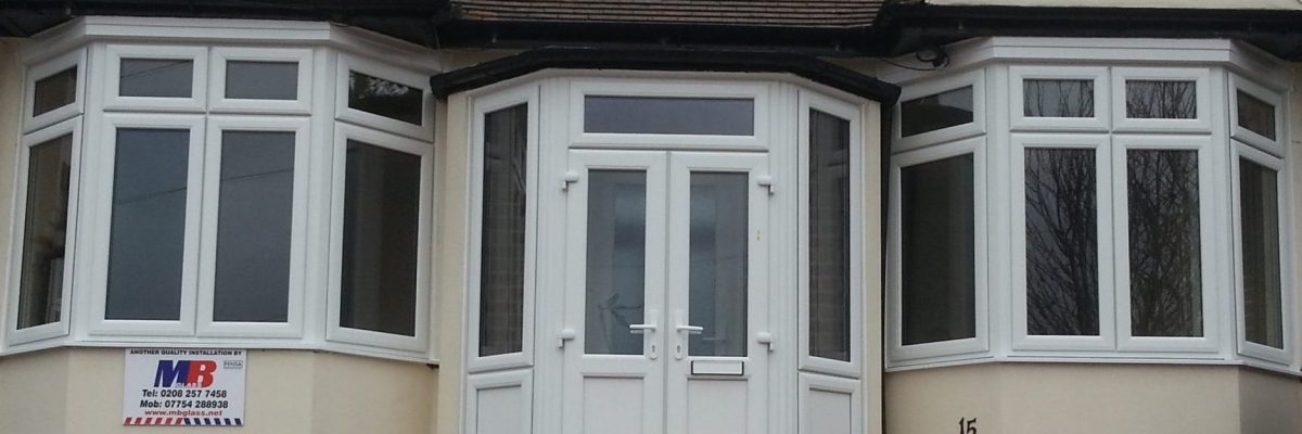 bungalow windows double glazing doors Woodford