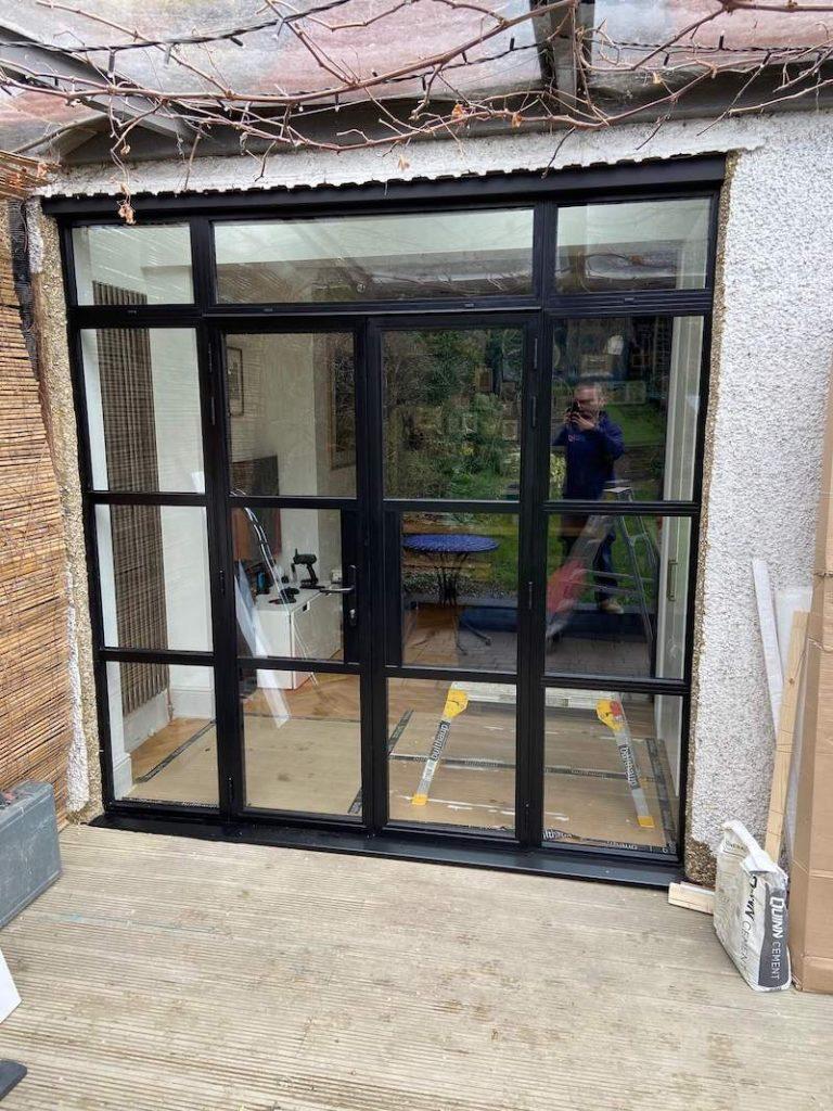 smarts aluminium doors