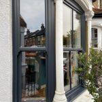 victorian slider windows side bay